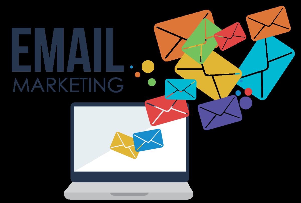 التسويق عبر البريد الالكتروني , انواع التسويق الالكتروني