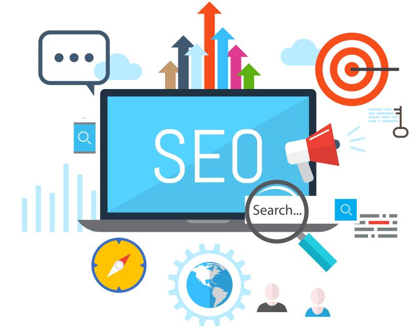 تهيئة محركات البحث , انواع التسويق الالكتروني