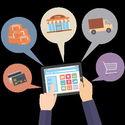 أهمية المتاجر الالكترونية