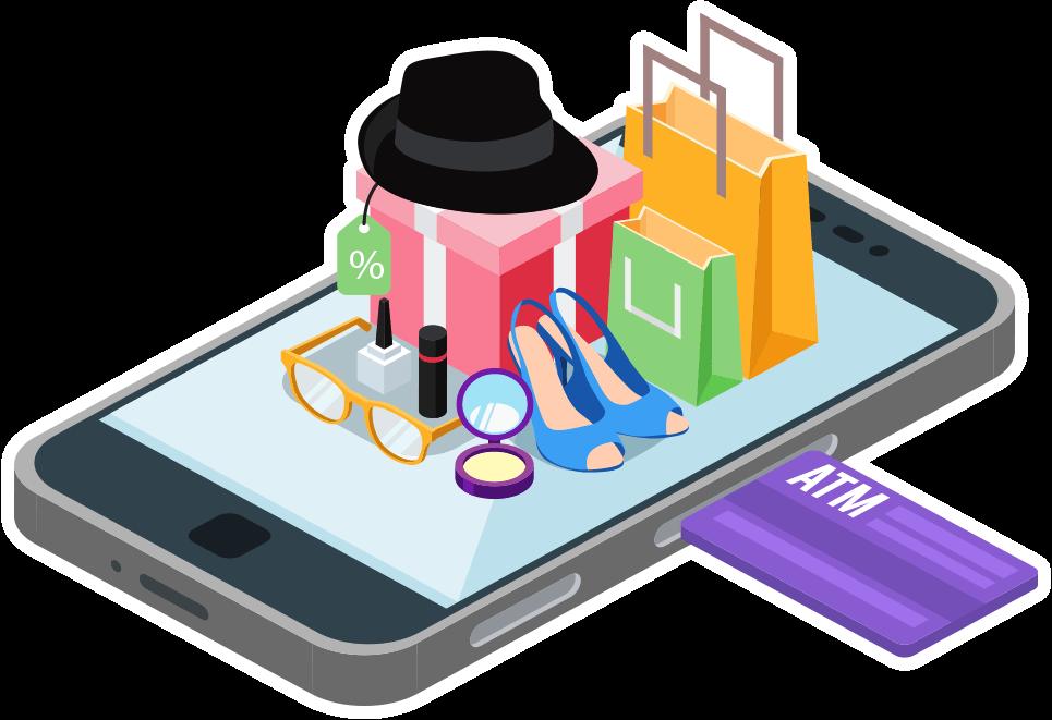 التجارة الالكترونية وتصميم التطبيقات