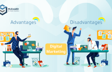 Advantages and Disadvantages of Digital Marketing
