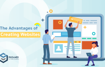 advantages of creating websites