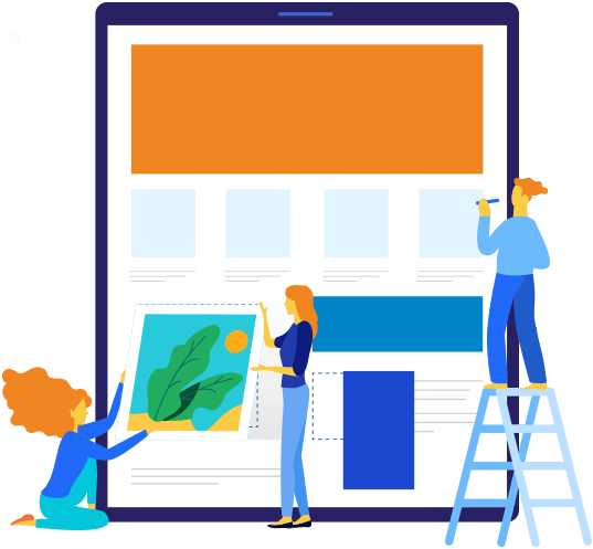 Customize Your Website Design and Structure