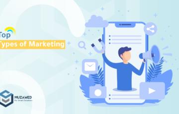 types of marketing