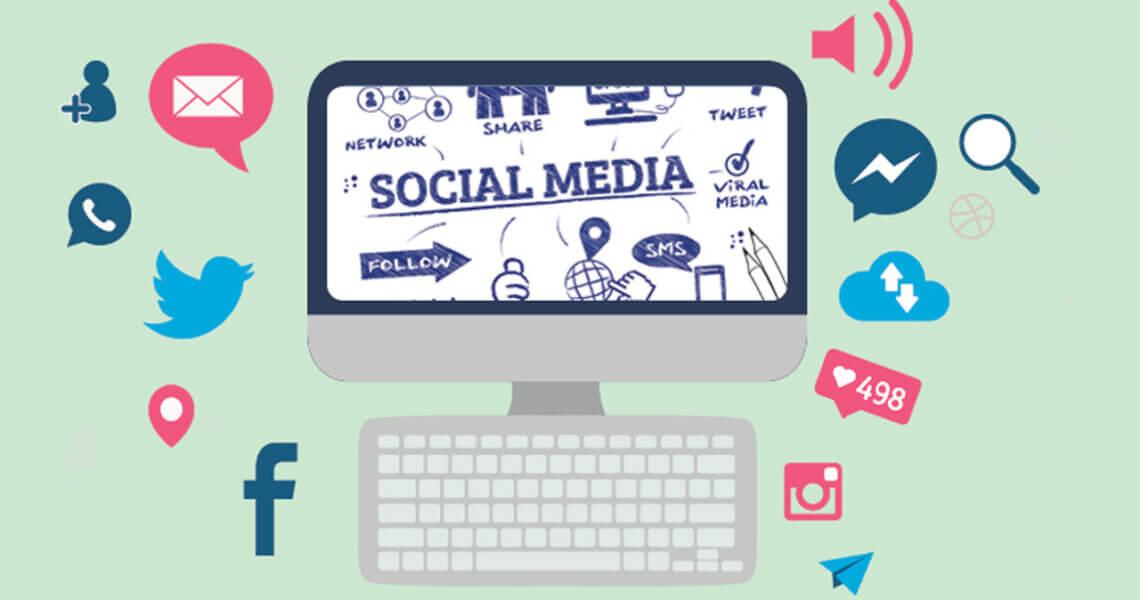وسائل التواصل الاجتماعي والتجارة الالكترونية