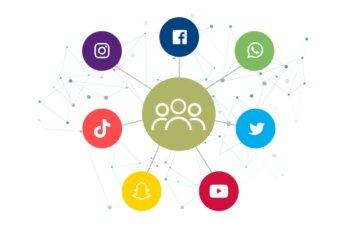 The advantages of social Media Websites