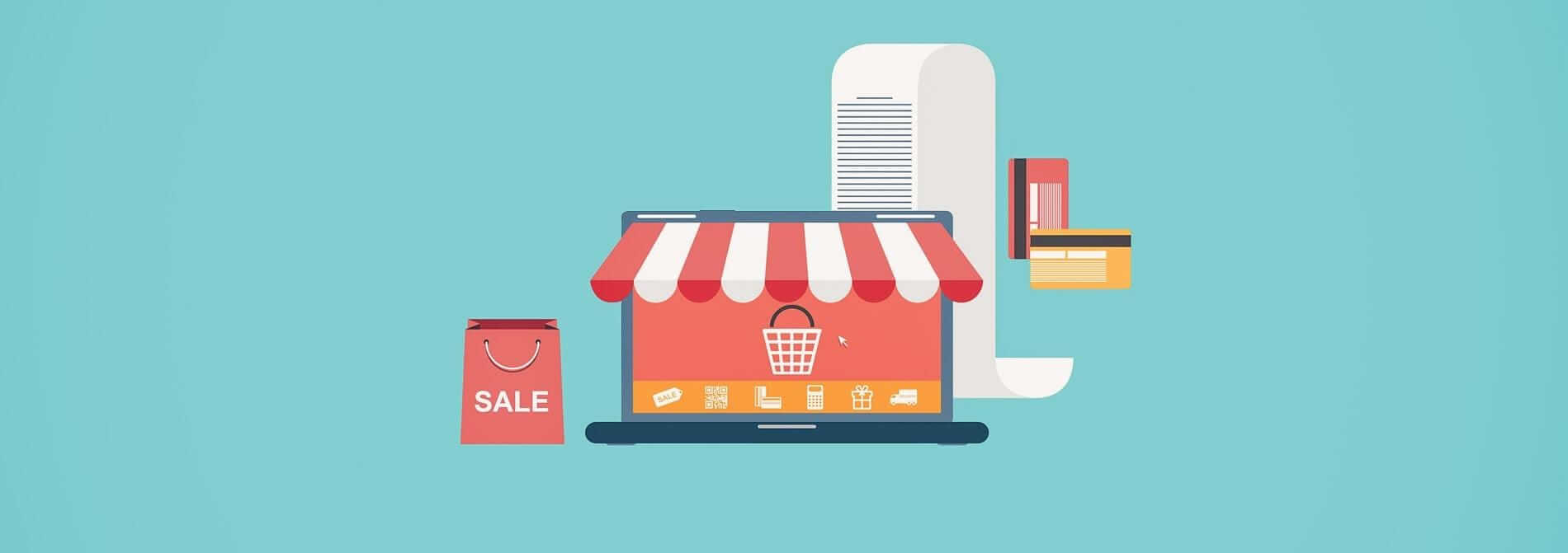 ما هي المتاجر الالكترونية